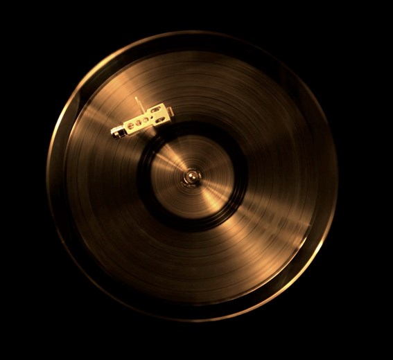 The Golden Record. © Joana Hadjithomas and Khalil Joreige