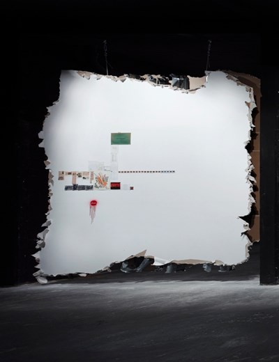 © Walid Raad. Exhibition View at Documenta 13